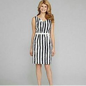 Antonio melani striped dress